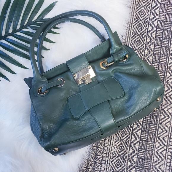 Alberta Di Canio Made in Italy Satchel Bag
